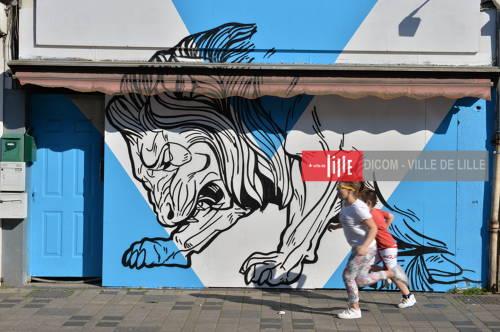 L 39 art dans la ville d couvrir lille espace d couverte for Garage du faubourg lille